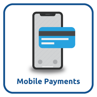 Mobile payments icon