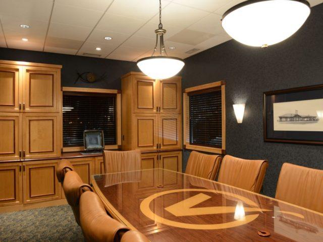 VISIONBank Conference room
